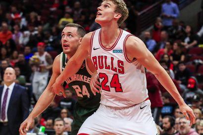 Yhdysvaltalaismedia: Lauri Markkasella edessään vaikeat sopimusneuvottelut Bullsin kanssa