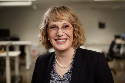 Oulaistelainen Heidi Hannus nimettiin maakunnallisen yrittäjäyhdistyksen hallitukseen
