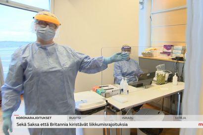 Kaikki Helsinki-Vantaan lentomatkustajat testataan viikonlopusta alkaen, ellei pysty esittämään todistusta