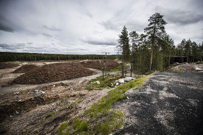 Rovaniemen napapiirille ilmestyi 100 metriä pitkä lampi –Pian sen ympärille nousee kylpylä, ekologista majoitusta ja saarisauna