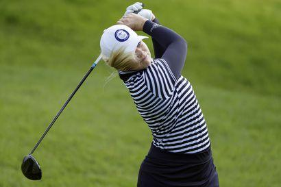 Castren teki golfin suomalaishistoriaa, Pariisin kisoihin jäi parannettavaa