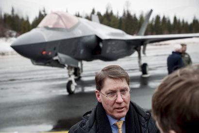 """F-35:n valmistaja lupaa Suomelle hävittäjän tuotantoa – """"Emme kerro, kuinka häive rakennetaan, mutta kerromme miten se ylläpidetään"""""""