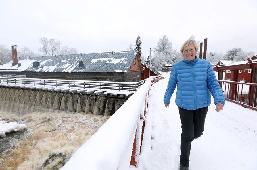 Eläkkeellä oleva Marja Riekkola-Vanhanen on Talvivaaran kaivoksen entinen tekninen johtaja ja tiedenainen. Hän suunnitteli Talvivaaran bioliuotusmenetelmän.