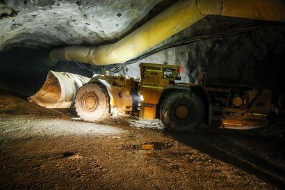 Kaksi loukkaantui Kemin kaivoksen laajennustyömaalla – Vaijeri putosi asentajien päälle, vammoja saaneet sairaalaan