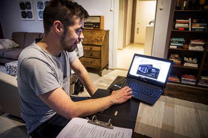 Talokaupasta tuli viiden vuoden piina – Henri Jokkala osti Rovaniemeltä uuden talon, jonka perustukset alkoivat halkeilla pian muuton jälkeen