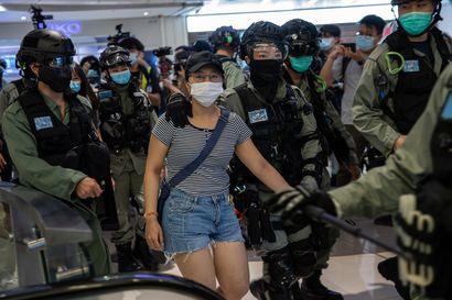 Pääkirjoitus: Hongkongista loppuu pian happi – myös EU:n on uskallettava selvästi tuomita Kiinan toimet erityishallintoalueella