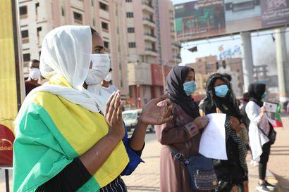 Sudan kielsi silpomisen – tuleeko todellinen muutos vai onko kyse lännen miellyttämisestä?