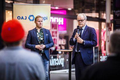 OAJ vaatii lisää aikuisia kouluihin – Erityisopettajien virkoja tarvitaan kipeästi lisää, sanoo Rovaniemellä vieraillut Olli Luukkainen