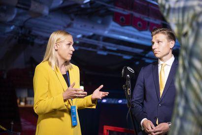 Kokoomuksen varapuheenjohtajiksi Antti Häkkänen, Elina Lepomäki ja Anna-Kaisa Ikonen – oululaispoliitikko Mari-Leena Talvitie ei päässyt puheenjohtajistoon