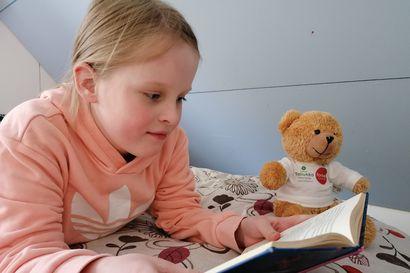 PAH vei yhdeksänvuotiaan Janinan viikoksi teho-osastolle – haapavetisessä Huhtan perheessä eletään nyt päivä kerrallaan