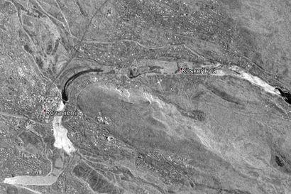 Uusi kuvakulma Rovaniemen jääongelmiin: Suomalainen erikoissatelliitti paljastaa, minne Kemijoen tukokset syntyivät – katso avaruudesta otetut kuvat