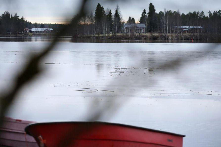 Kanta-Oulun talousvesi puhdistetaan nykyään Oulujoesta.