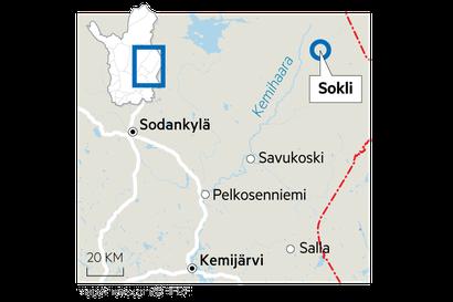 Hallinto-oikeus pysytti Soklin kaivoksen ympäristöluvan osittain voimassa