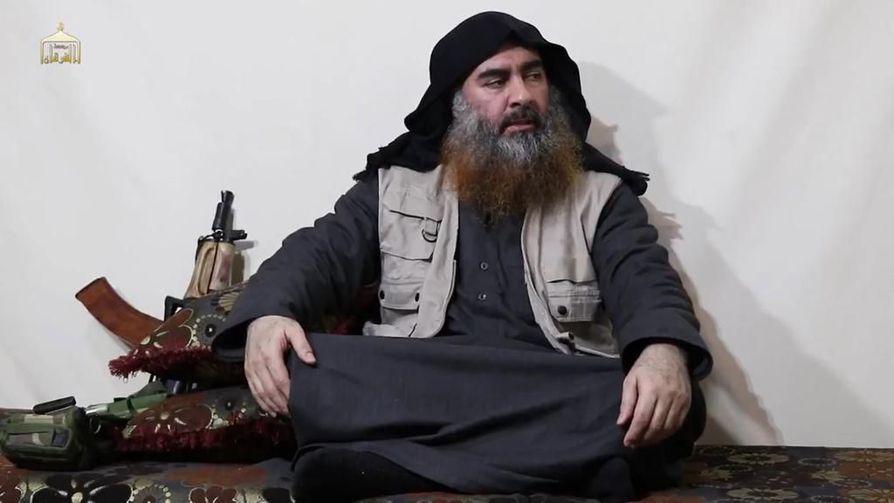 Isis Johtaja
