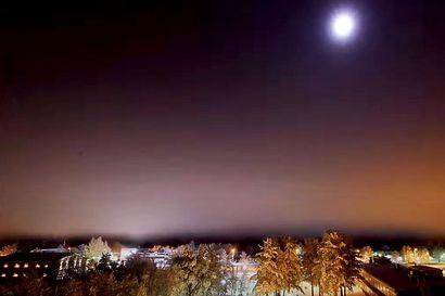 Katso kuinka kaamos alkaa – Enontekiön kunnan kaamoskamerasta voi seurata elämää ilman aurinkoa