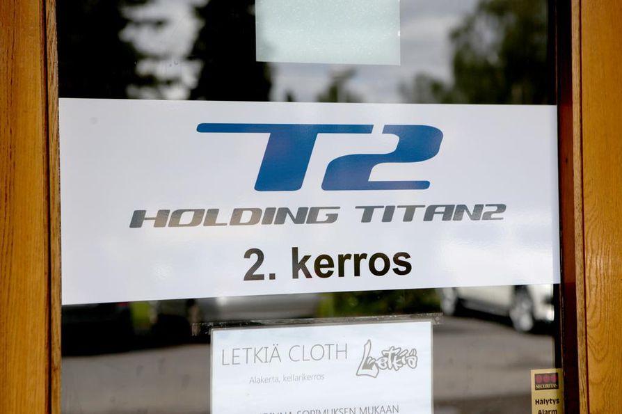 Titan-2 on lakkauttanut hankintayksikkönsä Pyhäjoelta ja vähentänyt vuodenvaihteessa työntekijöitä Pyhäjoen toimistoltaan.