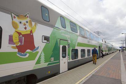 Kolmelle Suomen liikennehankkeelle yhteensä yli 10 miljoonaa euroa EU:lta – mukana myös Oulun ja Tampereen väliset kaksoisraideosuudet