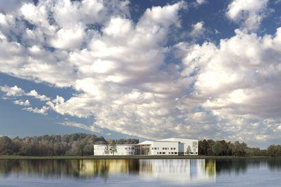 Ivaloon nousee 25 miljoonan euron koulukeskus – rakentaminen tehdään elinkaarihankkeena, valmista pitäisi olla kahden vuoden kuluttua