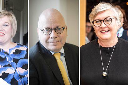 Keskustaministerit tilasivat lähes 20 000 eurolla konsultointia soten uhkakuvista – Tekir nosti riskeiksi ministeriöiden riitelyn ja Jan Vapaavuoren