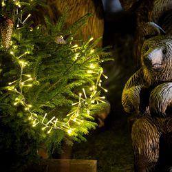 Joulutunnelmaan pääsee taas Pyhäjoella