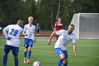 Kontio hallitsi nurmen metkut – FC PaKa sai palata tyhjin käsin Kuusamoon