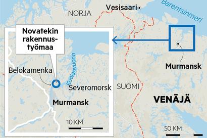 Itärajan takana koronatilanne pahenee, Murmanskin alueella pian 10000 todettua tapausta