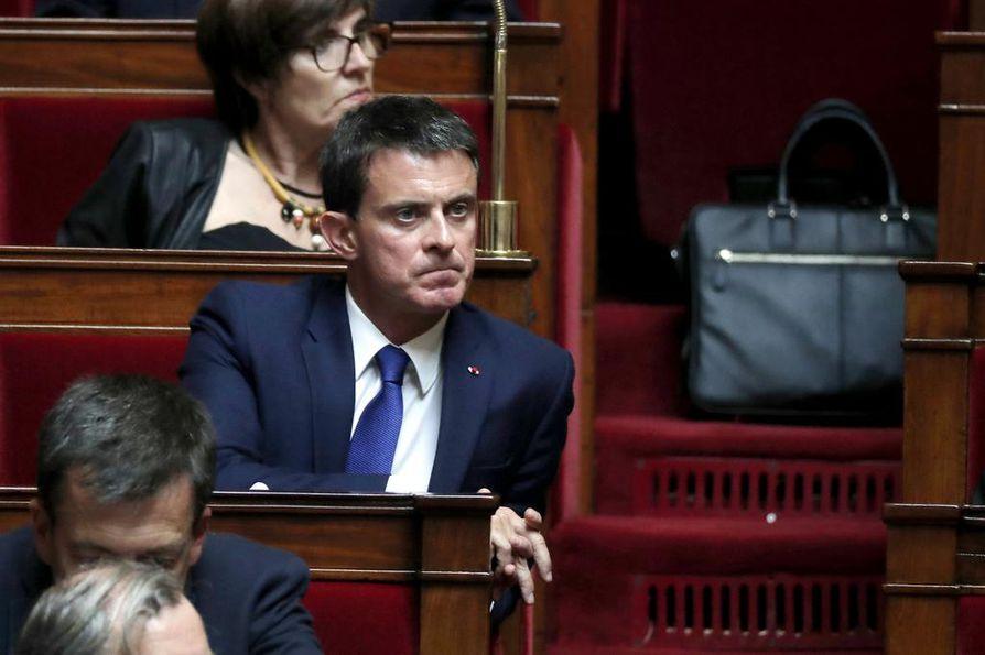 Barcelonassa syntynyttä Ranskan entistä pääministeriä Manuel Vallsia on ehdotettu Ranskassa Katalonian kriisin neuvottelijaksi. Hän pitää itsenäisyysjulistusta vaarallisena.