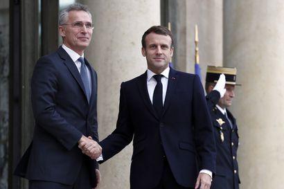 Macronin kummastellun Nato-puheen tarkoitus paljastui – Ranska haluaa Putinin neuvottelemaan Euroopan turvallisuudesta