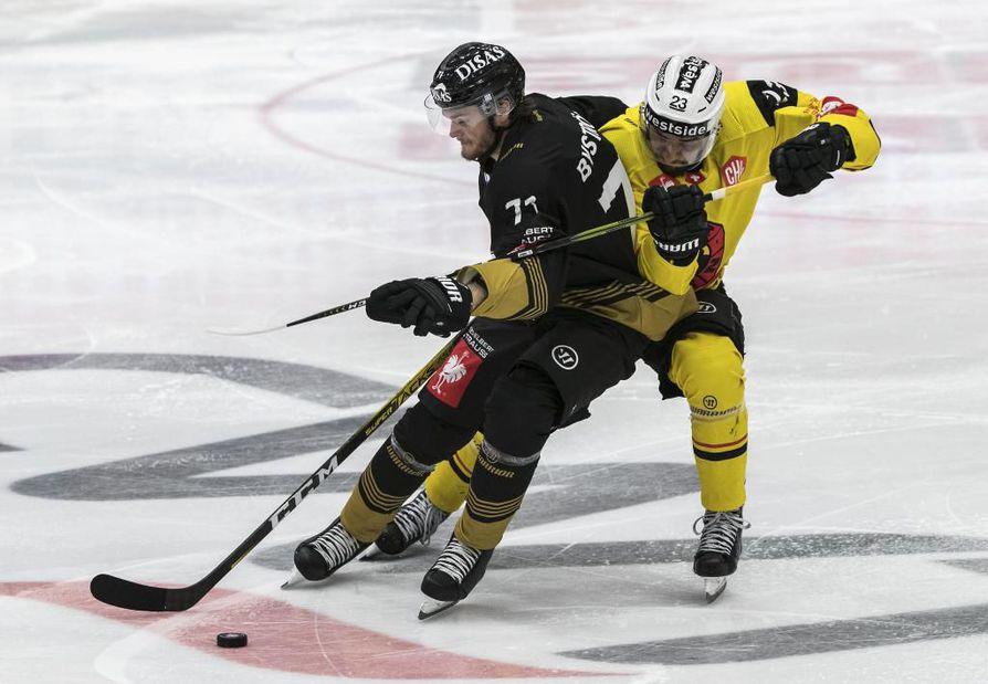 Bern voitti Kärpät jatkoajalla 2-3.
