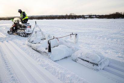 Rakkaudesta latuun – Talkoina hiihtolatuja tekevät miehet ajavat talven aikana tuhansia kilometrejä lana perässään