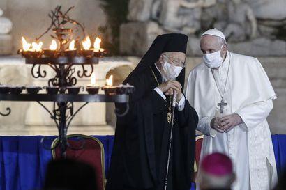 Paavin homoliitot salliva kommentointi on ennen kaikkea tunnustus katolilaisille homoseksuaaleille