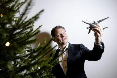 Painaako lentohäpeä joulumatkalla mieltäsi? Katso, miten Finnair pyrkii vähentämään päästöjä, jotta ilmastoahdistusta ei tarvitsisi potea