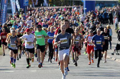 Levin Ruskamaratonilla päästään jälleen tutuille matkoille, tapahtumaan odotetaan tuhatta juoksijaa