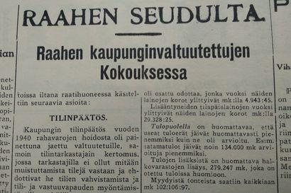 Vuosien takaa – Maaherra oli kalastuskeskuksen ensimmäinen virallinen kalastaja