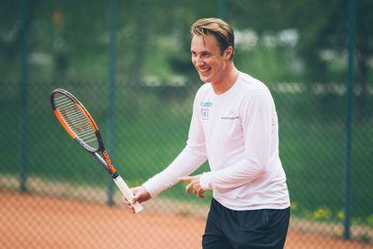 Kontinen jatkoon ATP-nelinpelissä Metzissä