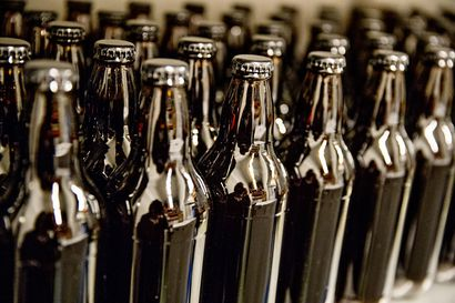 Oulun torilla järjestetään viikonloppuna kolmipäiväinen olutfestivaali