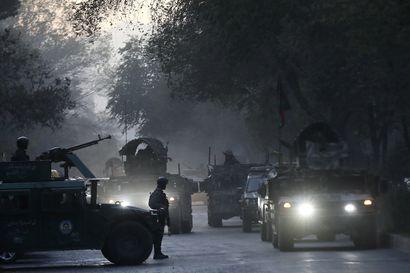 Ainakin 22 kuoli yliopistoiskussa Kabulissa, Isis sanoo olevansa iskun takana