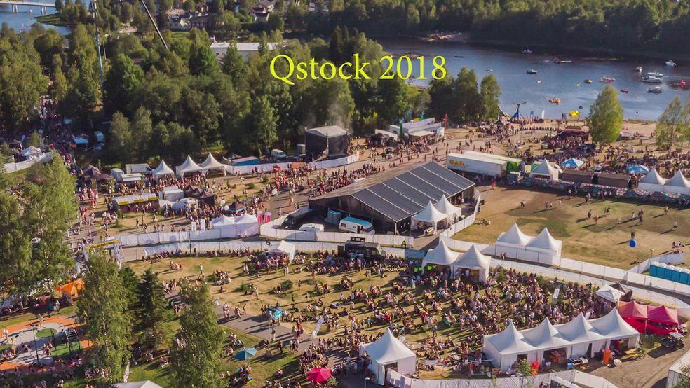 Qstock 2018 Lauantain Yleisnakyma Videot Kaleva Fi