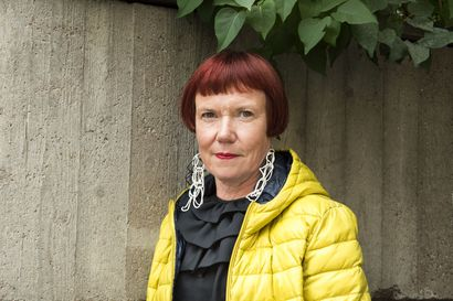 Rosa Liksomille Ruotsin Akatemian palkinto