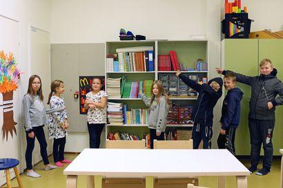 Kipinän koulun väki innoissaan laajennuksesta – kasvava oppilasmäärä loi paineita remontille