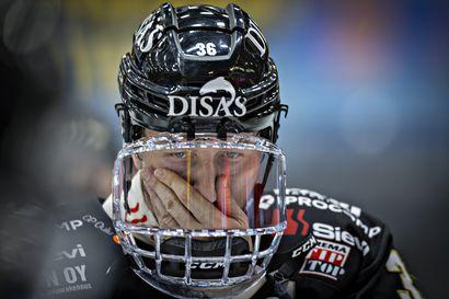 Jussi Jokisen lähes 20 vuotta kestänyt ja 1527 ammattilaisottelua sisältänyt pelaajaura päättyi todennäköisesti torstai-iltana