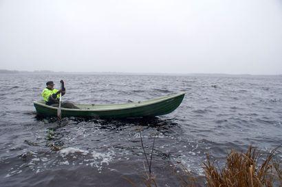 Talvi alkoi viime sunnuntaina – Pudasjärven syksy oli pitkä ja pilvinen
