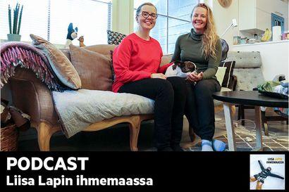 """Kuuntele Liisa Lapin ihmemaassa: Anette Latva-Piikkilä, 40, Levi: """"Olen hakenut Lapissa sitä, kuka olen"""""""