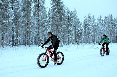 Posion ulkoilureitille myös maastopyöräilykaista – Vapaa-ajan asukkaita, matkailijoita ja kuntalaisia kannustetaan omatoimiseen ja ohjattuun liikkumiseen lähiluonnossa