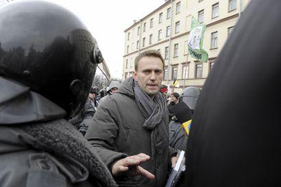 Navalnyin ehdollinen tuomio muuttui ehdottomaksi, joutuu 2,5 vuodeksi vankileirille