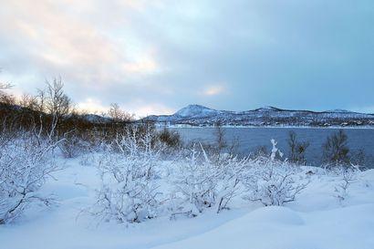 Kilpisjärvellä on lunta nyt 57 senttiä – Muualla Lapissa lunta on kitsaasti, eikä lisää ole luvassa tälläkään viikolla