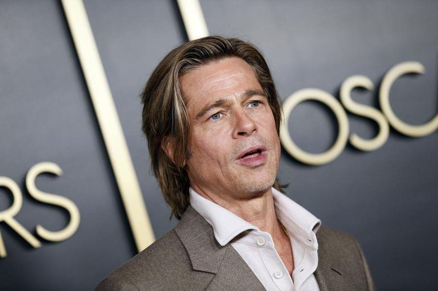 Palkinto oli Pittille ensimmäinen näyttelijätyöstä saatu Oscar.
