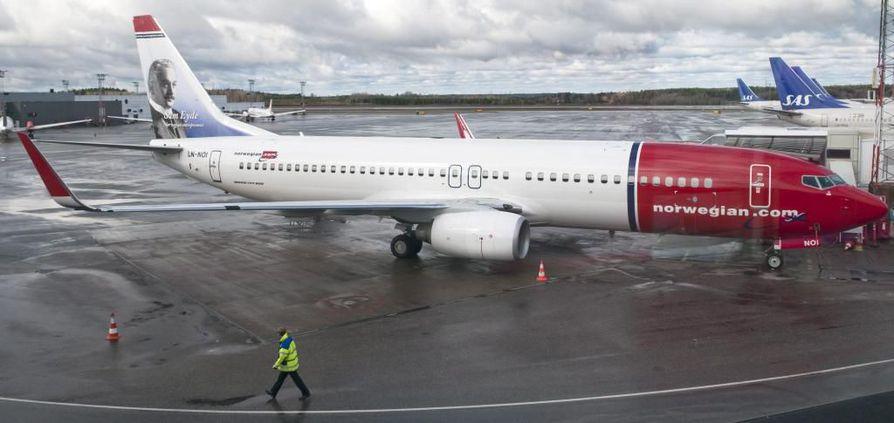 Norwegian on kiristämässä käytäntöjään käsimatkatavaroiden suhteen.