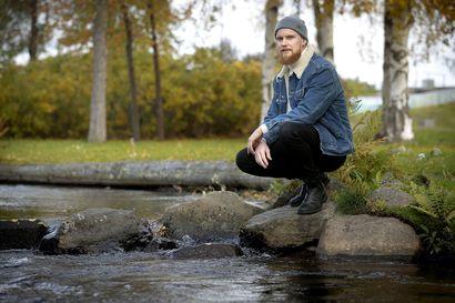 Eränkävijät-sarjan uusin tulokas kalastaa mieluiten Ruotsin Lapissa ja mereen laskevien jokien rannoilla