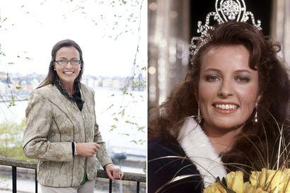 Muistatko nämä tutut kasvot 1980-luvun lopulta? Takavuosien Miss Suomi raivasi tiensä kansainvälisen sijoitusmaailman näköalapaikalle